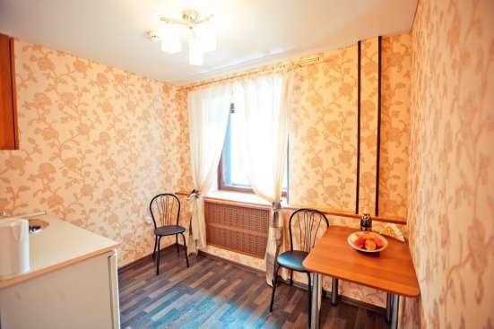 Гостиница Барнаула с номерами с кухней