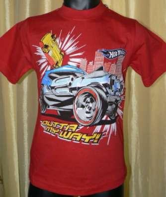 Стильные футболки по низким ценам!