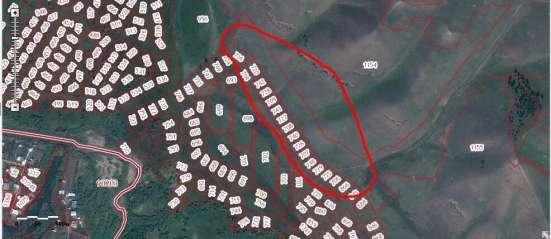 Продам участки ИЖС от 10 сот. в коттеджном поселке в Красноярске Фото 1