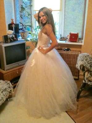 Платье свадебное в Москве Фото 3