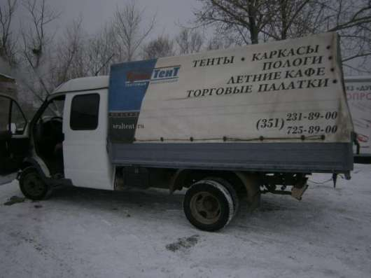 ГАЗель-фермер в Челябинске Фото 3