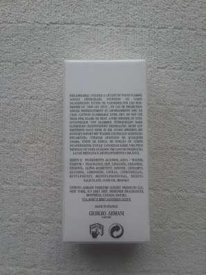Мужские духи CIO ACQUA DI, 20 мл в г. Алматы Фото 1
