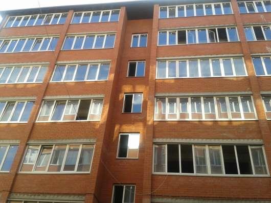 Большая 1-комнатная квартира в новом кирпичном доме