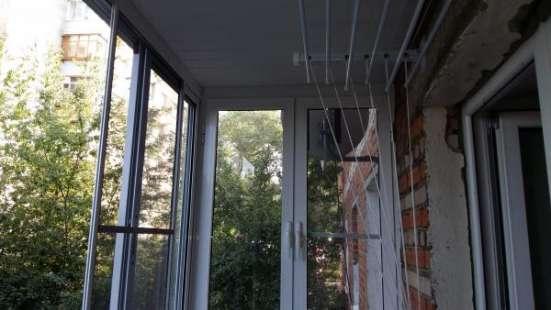 Остекление балконов и лоджии. в Москве Фото 3