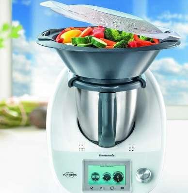Цифровой кухонный робот ТМ5 - готовит все