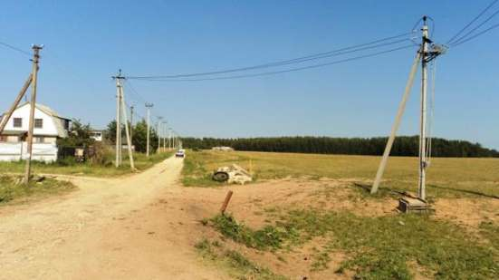 Продаю 30 соток с выходом в лес, д. Горетово. в г. Можайск Фото 3