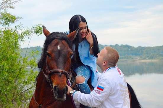 Романтическая конная прогулка в Нижнем Новгороде Фото 2