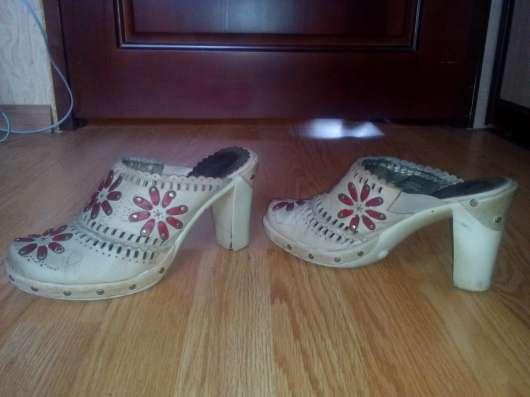 Туфли, 37р-р, кожаные (качество хорошее)