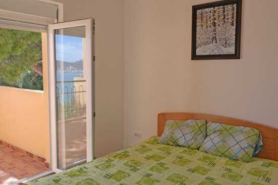 Апартаменты в Черногории с прекрасным видом на море в г. Улцинь Фото 4