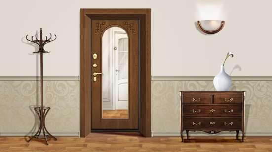 Взломостойкие стальные двери ЭЛЬБОР