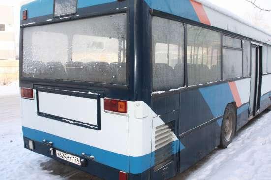 Мерседес автобус