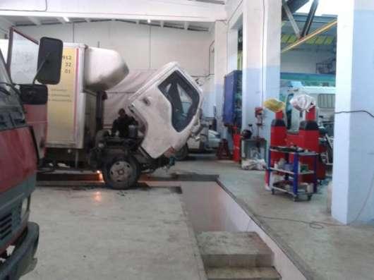 Автосервис грузовой в Челябинске Фото 2