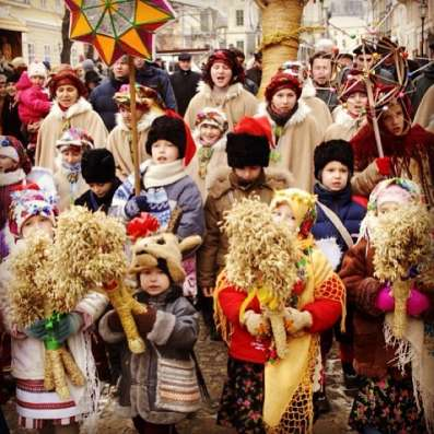 Рождество в Карпатах 2017!