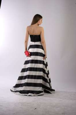 Элегантное вечернее выпускное платье