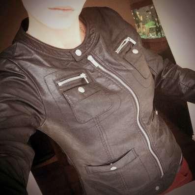 Куртка из нат кожи Пр-во Италия 44размер