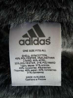 Шапка ушанка Adidas