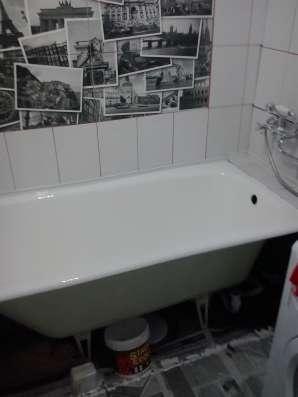 """Реставрация ванн жидким акрилом """"Люкс"""" в г. Риддер Фото 1"""
