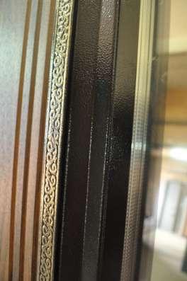 Дверь металлическая с элементами ковки в Йошкар-Оле Фото 3