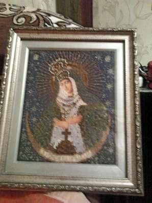 Икона Божьей Матери Остробрамская