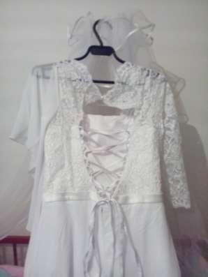 свадебное платье Платье свадебное в Барнауле Фото 1