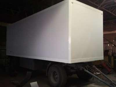 Кузова фургоны изотермические ремонт изготовление в Ставрополе Фото 3
