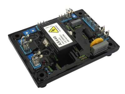 Автоматическ. регулятор напр., AVR AS440