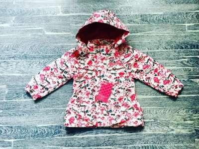 Стильная новая куртка для девочки Barbie Канада демисезон
