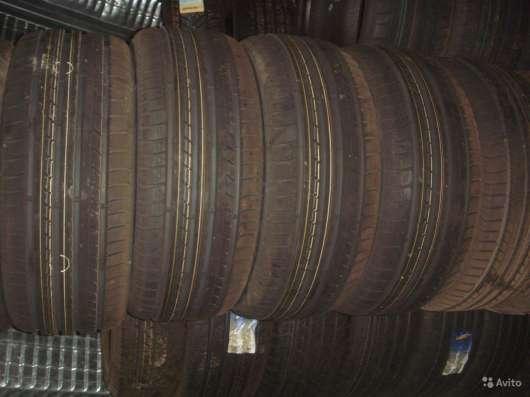 Новые Dunlop 225/55ZR17 Sport Maxx TT XL