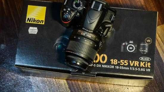Продам Nikon 3200