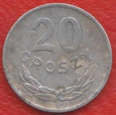 Польша 20 грош 1978 г. Варшавский мондвор
