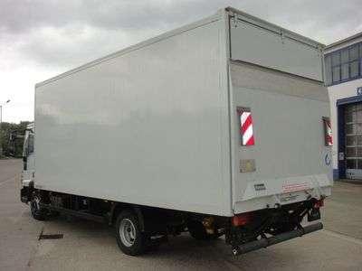 грузовик из Германии.