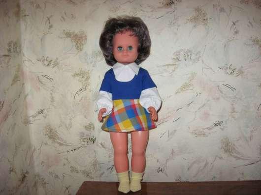 Куклы ГДР, СССР