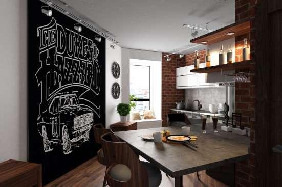 Дизайн интерьера, пробный эскиз бесплатно! в г. Самара Фото 1
