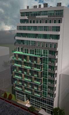 Нова хаус-14-ти этажный жилой комплекс в г. Тбилиси Фото 1