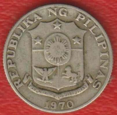 Филиппины 10 сентимо 1970 г. в Орле Фото 1