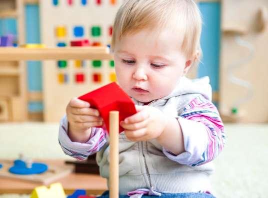 Ранее развитие для малышей 1-3 лет Самара