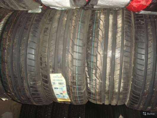 Новые шины данлоп 225/45 R17 SP Sport Maxx RT в Москве Фото 1