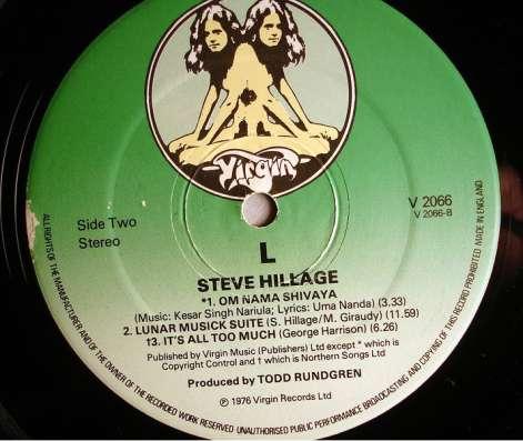Steve Hillage - L (UK) в Санкт-Петербурге Фото 2