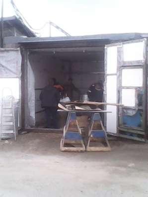 Ремонт гаражей, боксов, складов и т. д