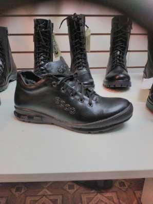 Продам мужскую обувь из натуральной кожи