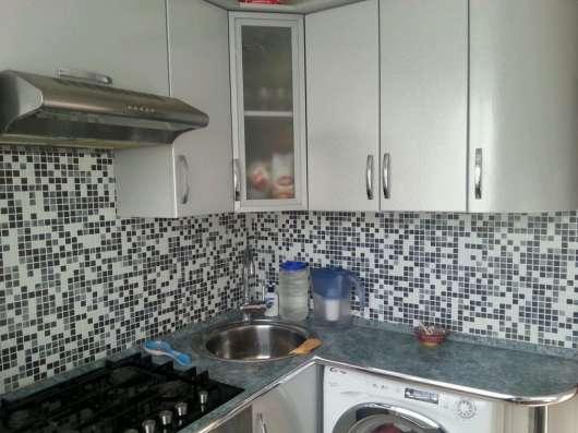 Кухня в хрущевку в Нижнем Новгороде Фото 1
