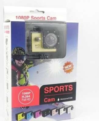 SJCam 4000+ Wi-Fi. Новая экшен камера в г. Белово Фото 1