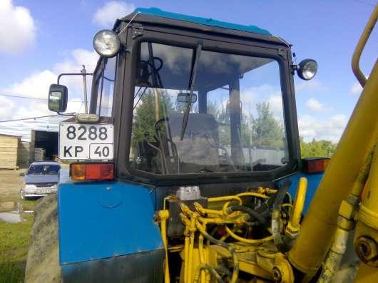 Трактор в Москве Фото 1