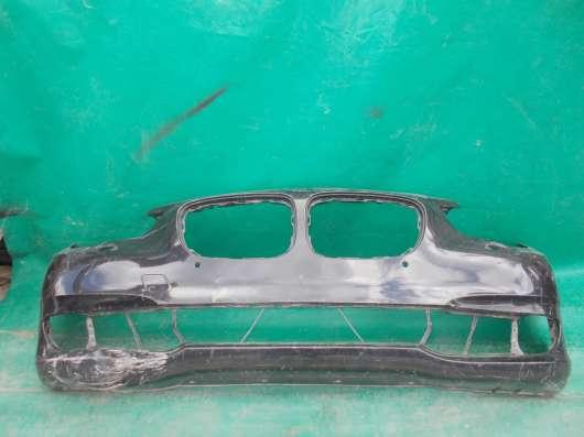 BMW 5ER F07 GT Бампер передний Оригинал б/у