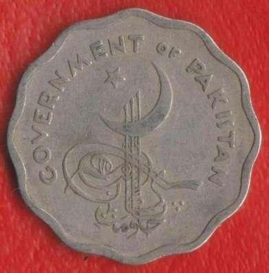 Пакистан 10 пайс 1961 г.