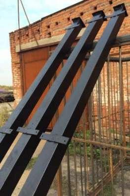 Продам столбы металлические в Звенигороде