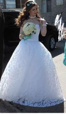 Продам свадбеное платье