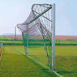Футбольные ворота Haspo, сетки для футбольных ворот HUCK