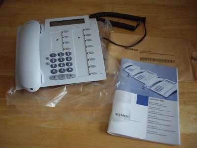 Системный телефон Siemens -OptiPoint 500