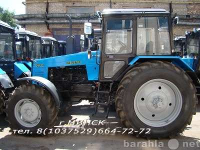 Трактор МТЗ 1221.2, ПФС-1221Б
